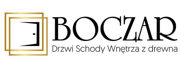 Boczar – producent drzwi drewnianych i elementów wykończenia wnętrz z drewna Logo
